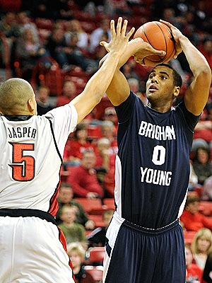 Brandon Davies Suspended, Violated BYU Honor Code