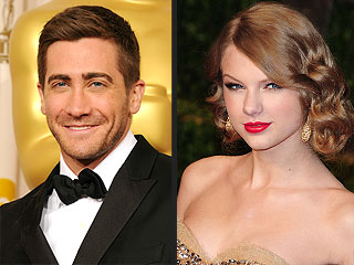 Taylor Swift, Jake Gyllenhaal's Oscar Run-In
