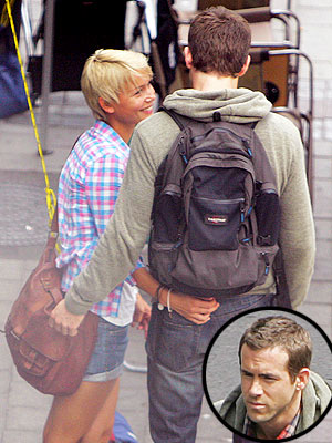 Ryan Reynolds, Agnes Fischer Dating?