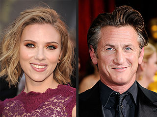 Sean Penn & Scarlett Johansson: Back to Work After Mexican Getaway