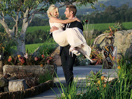 The Bachelor - Emily & Brad: It&#39;s Been a Bumpy Couple of Months