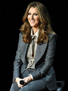 Celine Dion Baby Photos in Las Vegas