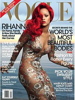 Rihanna Likes Her Body