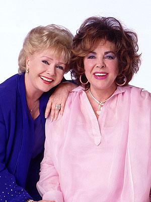Debbie Reynolds Says Elizabeth Taylor 'in a Lot of Pain'