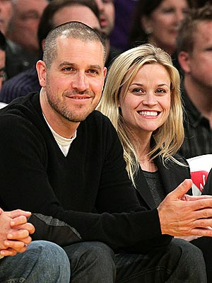 Reese Witherspoon, Jim Toth Marry