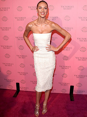 Candice Swanepoel: Victoria's Secret Model Too Thin?