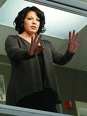 Sara Ramirez - Grey's Anatomy Musical Event