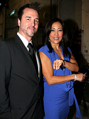 Dancing with the Stars Judge Carrie Ann Inaba Engaged