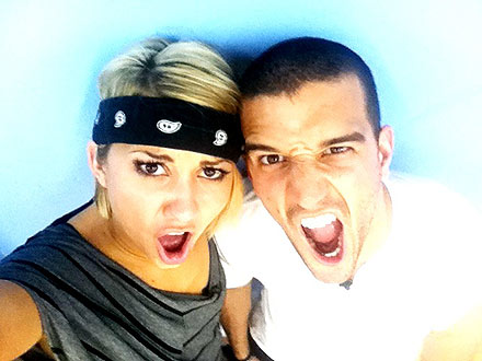 Dancing with the Stars - Chelsea Kane and Mark Ballas