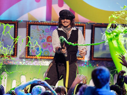 Nick Kids' Choice Awards: Willow Smith, Josh Duhamel at Nickelodeon Show