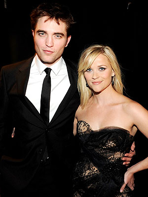 Reese Witherspoon Married to Jim Toth: Back to Work with Robert Pattinson
