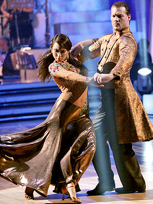 Dancing with the Stars: Cheryl Burke Injured