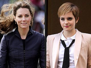 Emma Watson on Kate Middleton: Poor Girl!