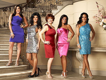 Real Housewives of New Jersey Season 3, Melissa Gorga, Kathy Wakile