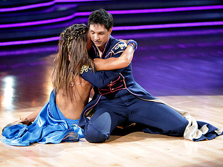 Dancing with the Stars: More Spills on the Dance Floor