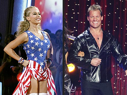 Dancing with the Stars: Kendra Wilkinson or Chris Jericho Kicked Off?