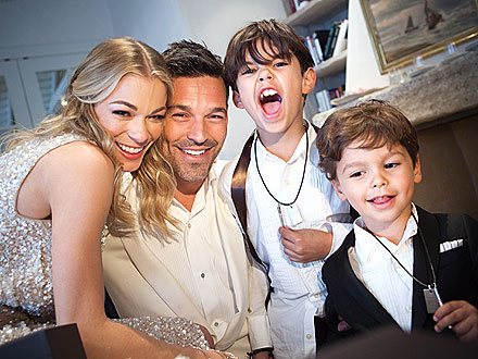 LeAnn Rimes & Eddie Cibrian: How We Prepared the Kids for Our Wedding