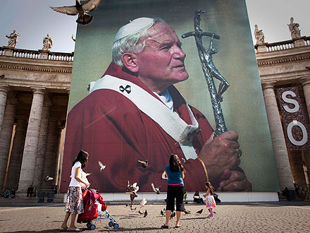 Pope John Paul II Beatification