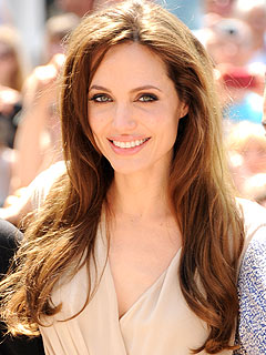Angelina Jolie at Cannes Film Festival -- Talks Kung Fu Panda 2 and Adoption