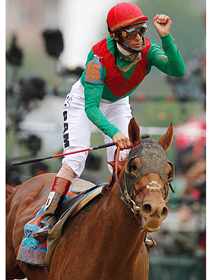 Animal Kingdom Wins Kentucky Derby 2011