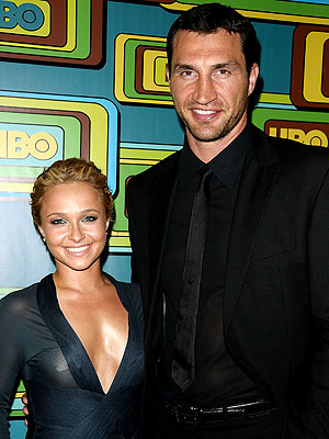 Hayden Panettiere, Wladimir Klitschko Break Up