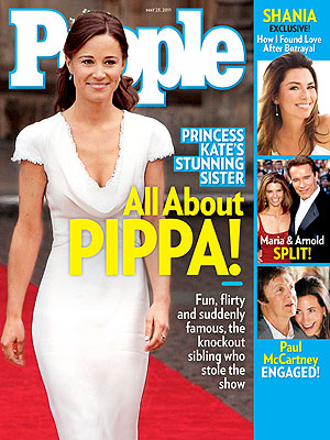 Pippa Middleton -- Cover Story in People Magazine