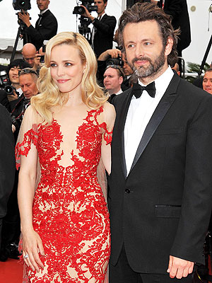 Rachel McAdams and Michael Sheen Split