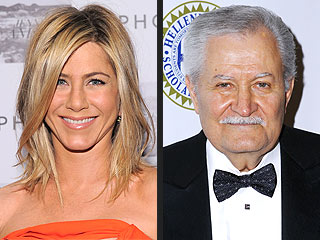 Jennifer Aniston Gets Dating Advice from Father John