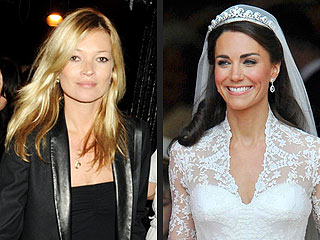 Kate Moss on Kate Middleton