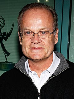 Kelsey Grammer Wants Sole Custody of KIds