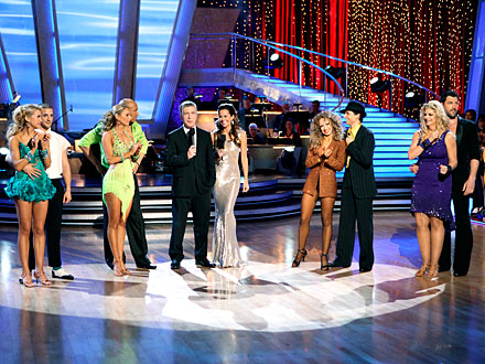 Dancing with the Stars Finale - Who's Going to Be There?