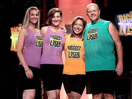 Biggest Loser Winner Is Olivia Ward