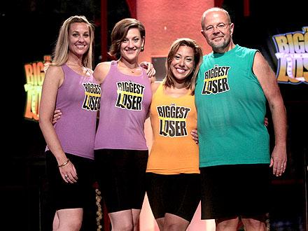 Biggest Loser Winner Is Olivia Ward