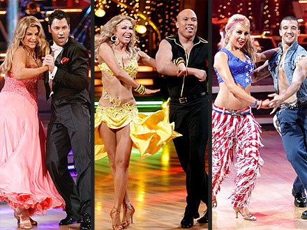 Dancing with the Stars: Kirstie Alley, Chelsea Kane, Hines Ward
