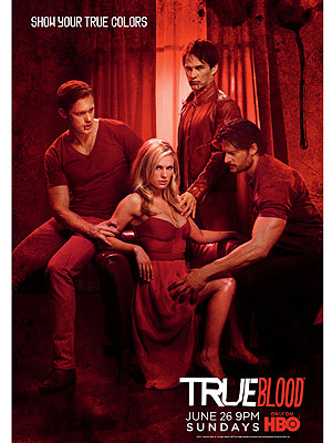True Blood Season 4 Will Have Fans Seeing Red | Anna Paquin, Stephen Moyer