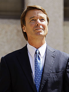 John Edwards Found Not Guilty of One Charge | John Edwards
