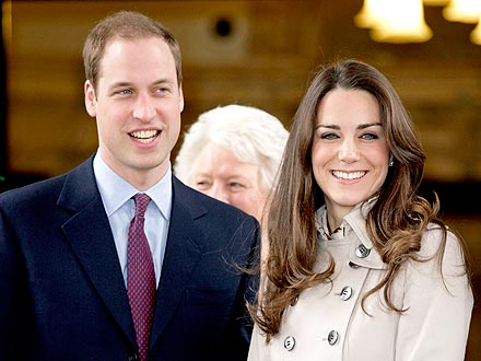Royal Couple: Glamour Gala Next Week