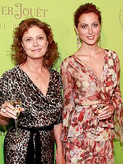 Susan Sarandon, Eva Amurri on Wedding Plans