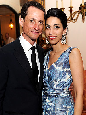 New York Times: Congressman Anthony Weiner's Wife Pregnant