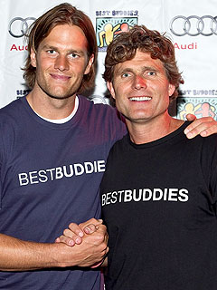 Maria Shriver, Anthony Shriver Best Buddies Event