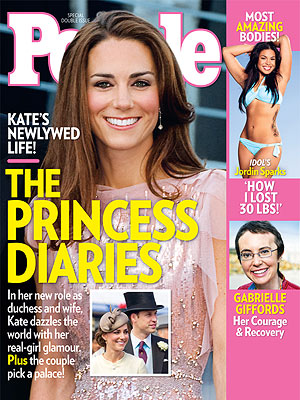 PEOPLE Cover Story: Kate's Royal Life