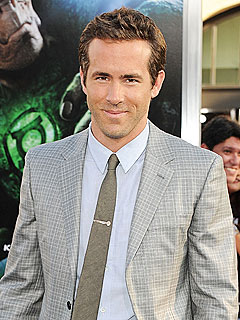 Green Lantern's Ryan Reynolds Talks Mix-Tapes and Shedding Mutts