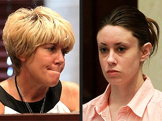 Casey Anthony Wouldn't Visit Mom in Jail