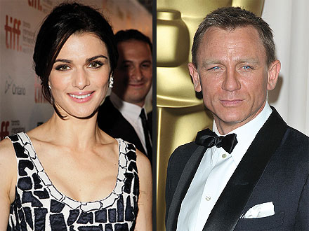 Rachel Weisz, Daniel Craig Married