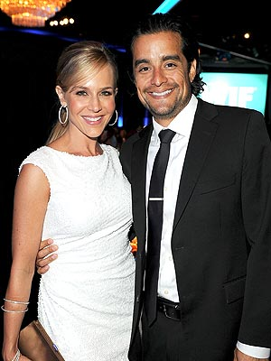 Julie Benz Engaged