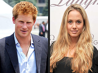 Prince Harry, Florence Brudenell-Bruce an Item?