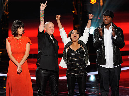 The Voice: Final Four Sing Final Time