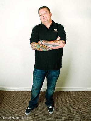 How Pawn Stars 's Corey Harrison Lost 115 Lbs.