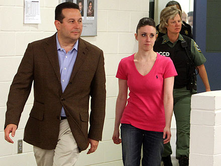 Judge Orders Casey Anthony Back to Florida for Check Fraud Probation