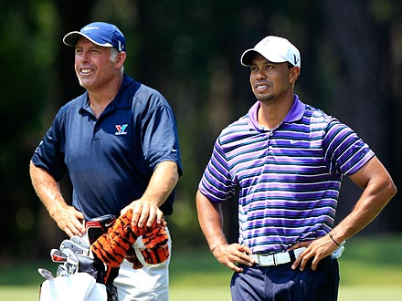 Tiger Woods, Caddie Steve Williams Go Separate Ways